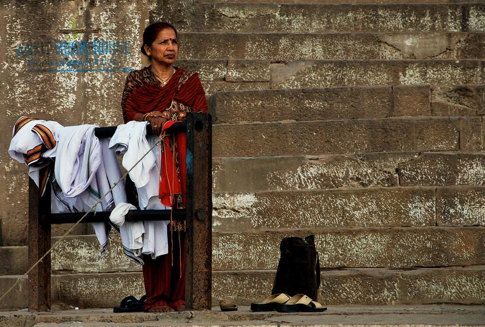 Tra i ghat di Varanasi - 2 -