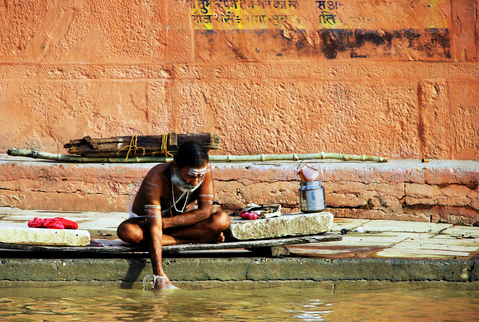 Tra i ghat di Varanasi - 4 -