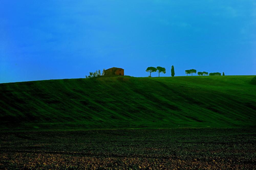 tra l'Umbria e la Toscana