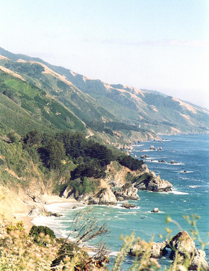 Tra mare e roccia