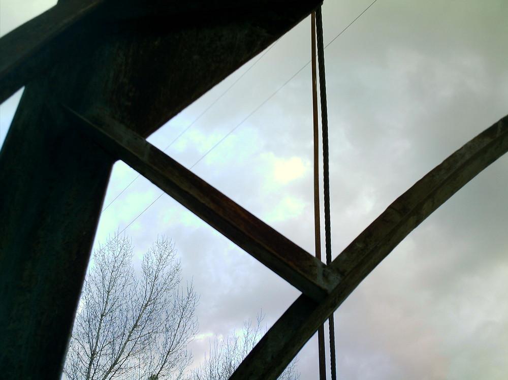 tra nuvole e ferro