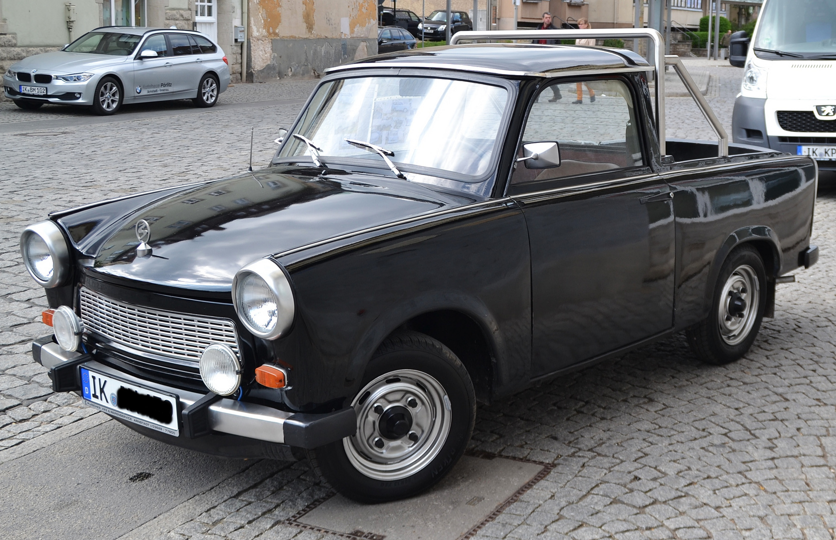 Trabant 601 pickup