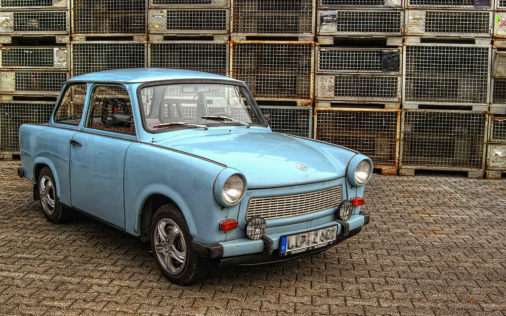 Trabant - das blaue Wunder 001
