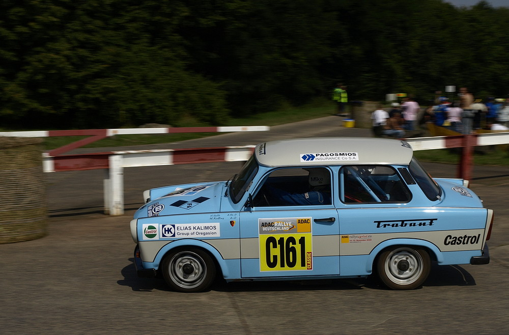 Trabbi in Action