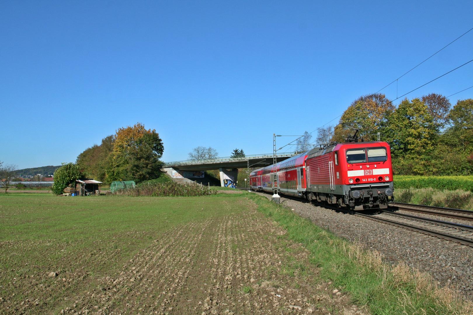Trabbi unterwegs nach Freiburg