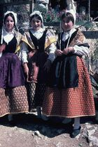 Trachten aus der Provence