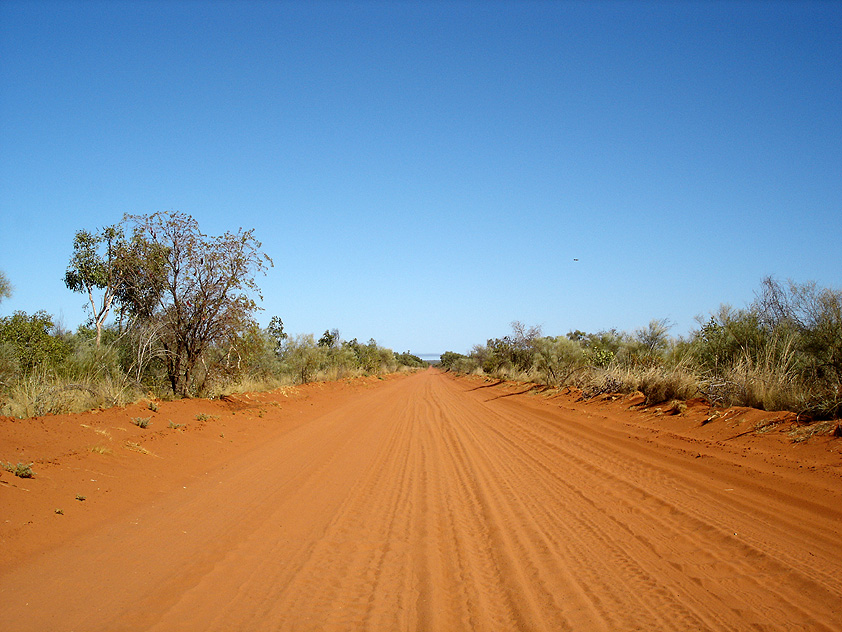 Track to Port Smith
