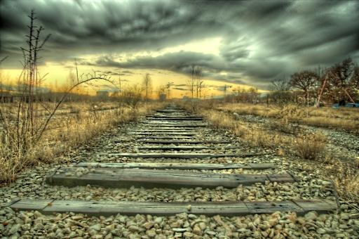 Tracks: Ins Nirgendwo