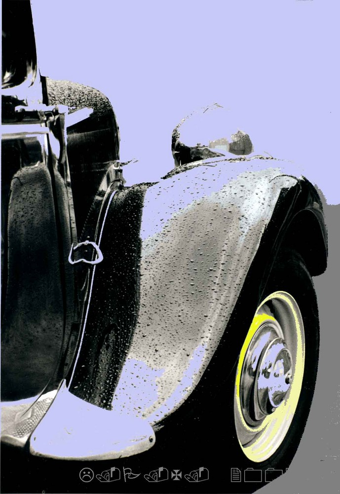 traction NB recolourée /ps7