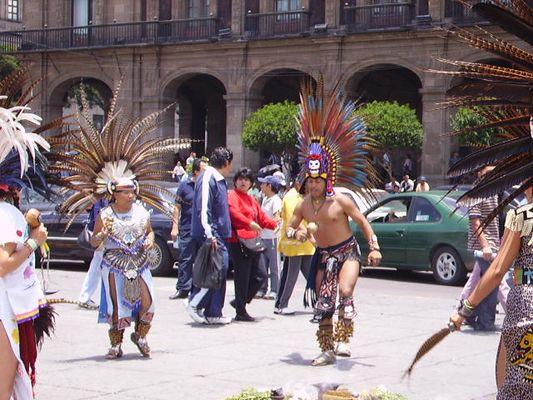 Tradiciones, Ciudad de México