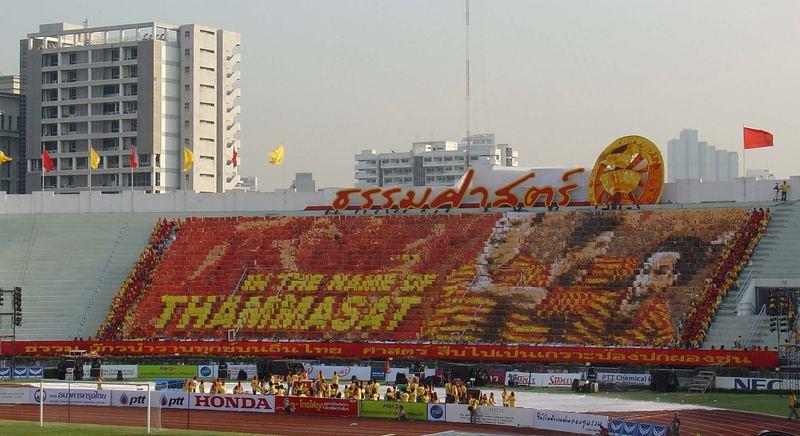 Tradinational Football Match (Bangkok)