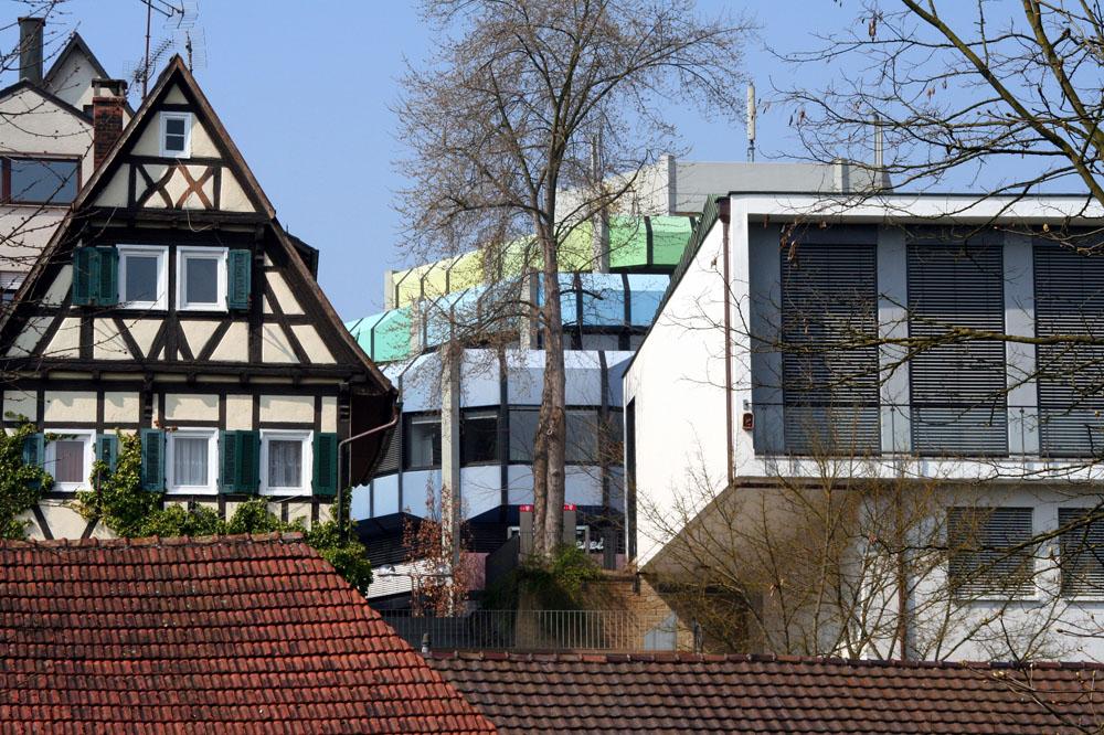Tradition und Moderne in Waiblingen