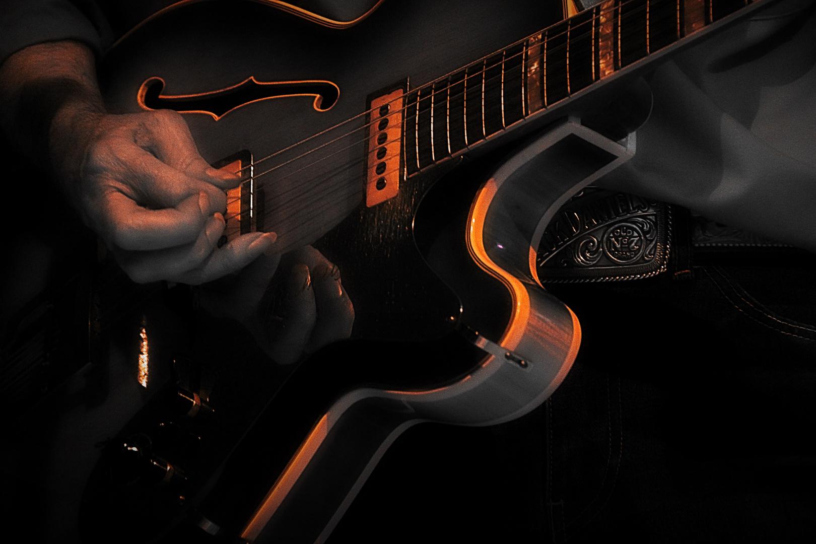 Traditional Country Gitarren-Licks