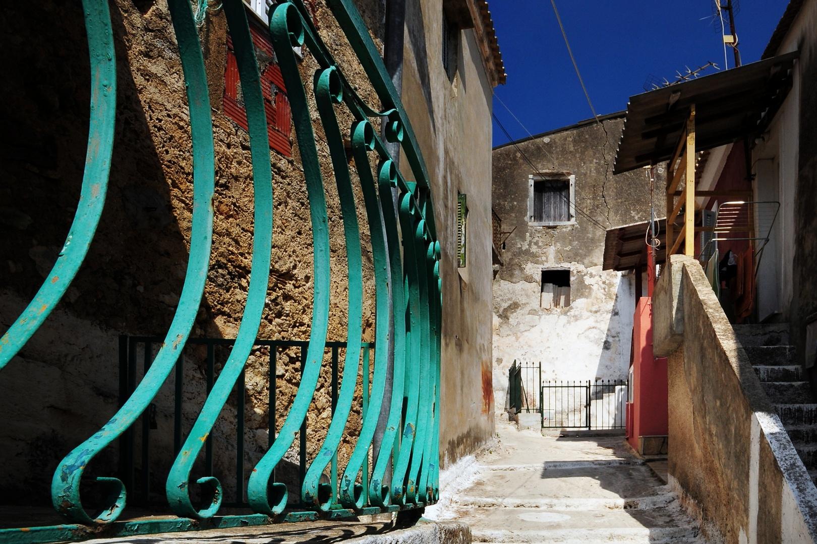""" traditional place "" Korfu-Griechenland"