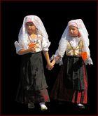 Traditionelle sardische Tracht … / Costumi tradizionali sardi … (1)