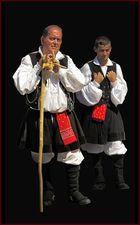 Traditionelle sardische Tracht … / Costumi tradizionali sardi … (2)