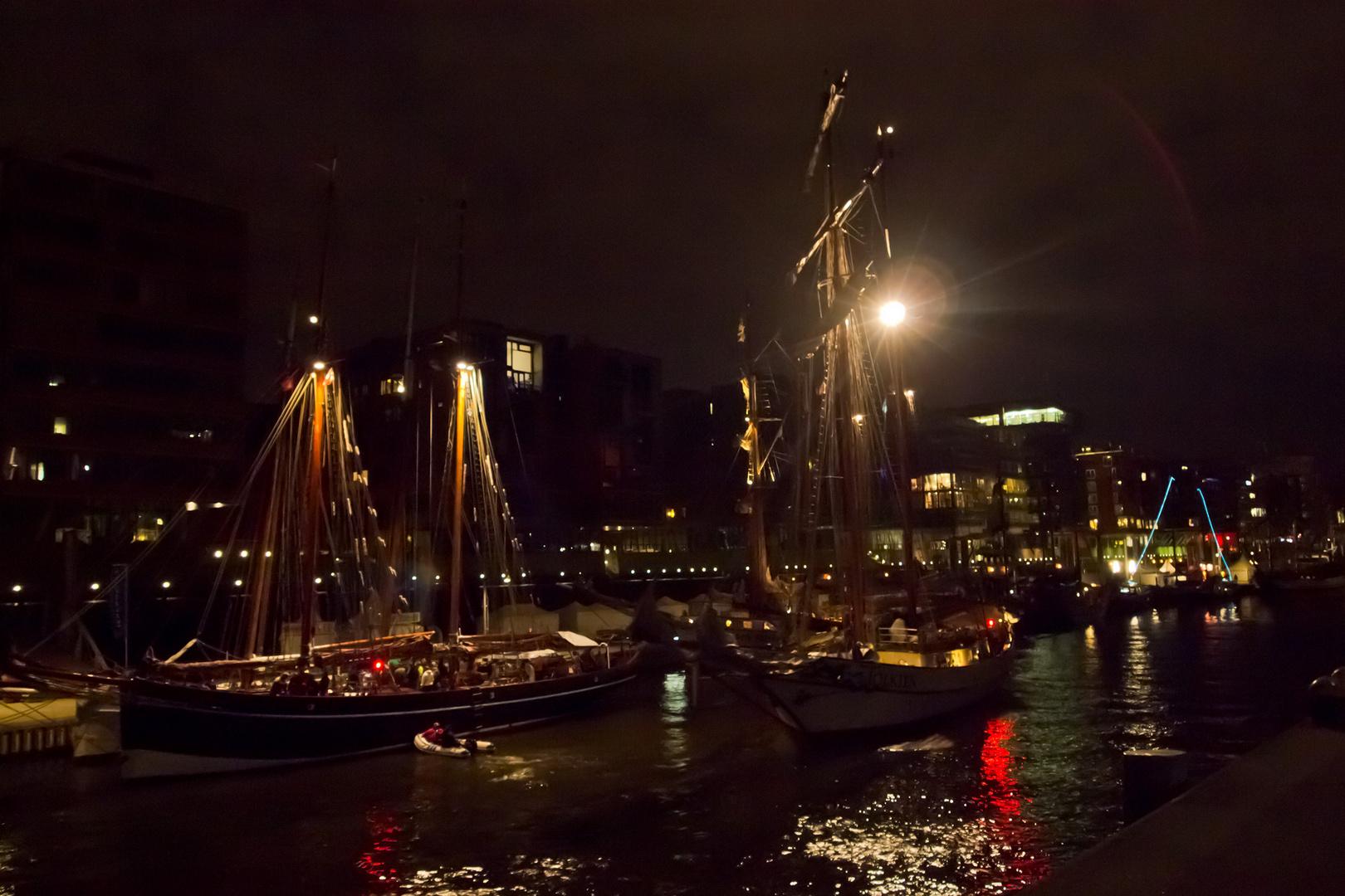 Traditionshafen Hafengeburtstag Hamburg