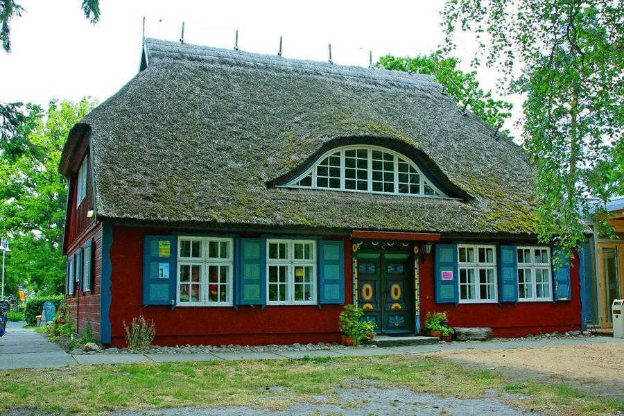 Traditionshaus Prerow / Darß