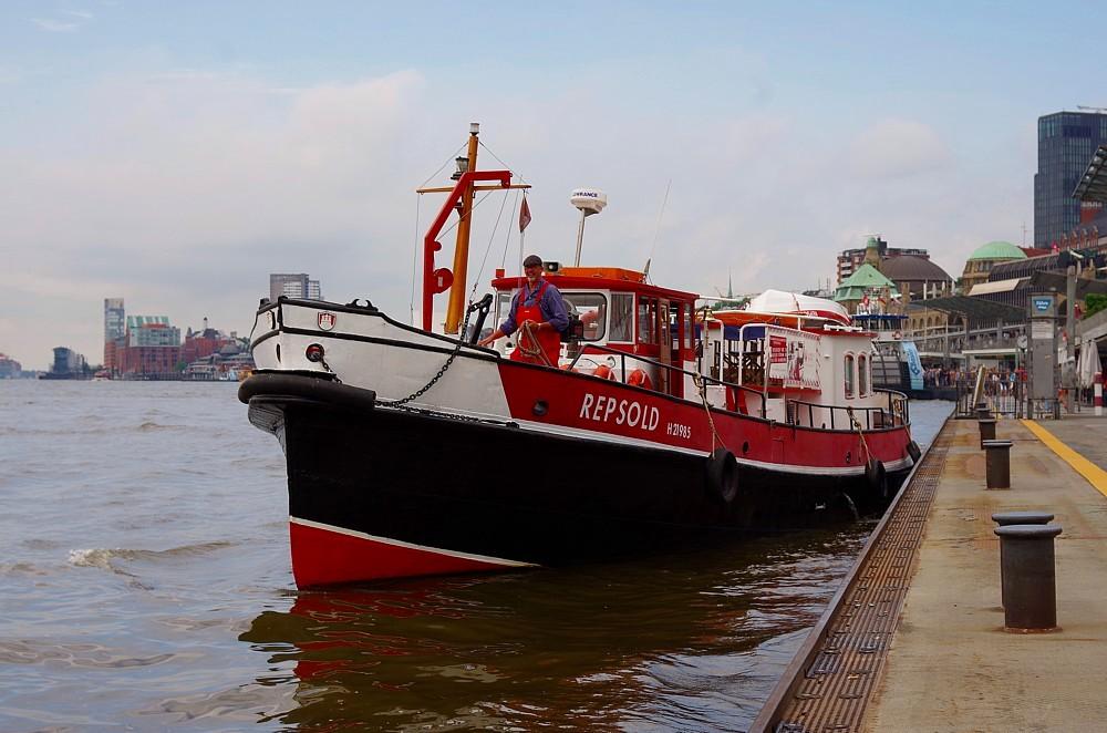 Traditionsschiff Repsold