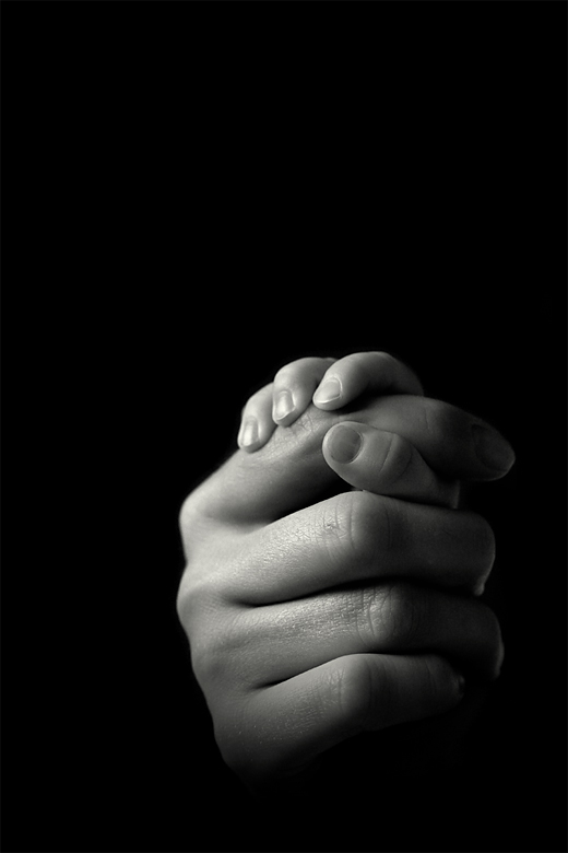 ...trägt Dich die Liebe vom Dunkel ins Licht