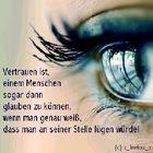 Tränen der Trauer
