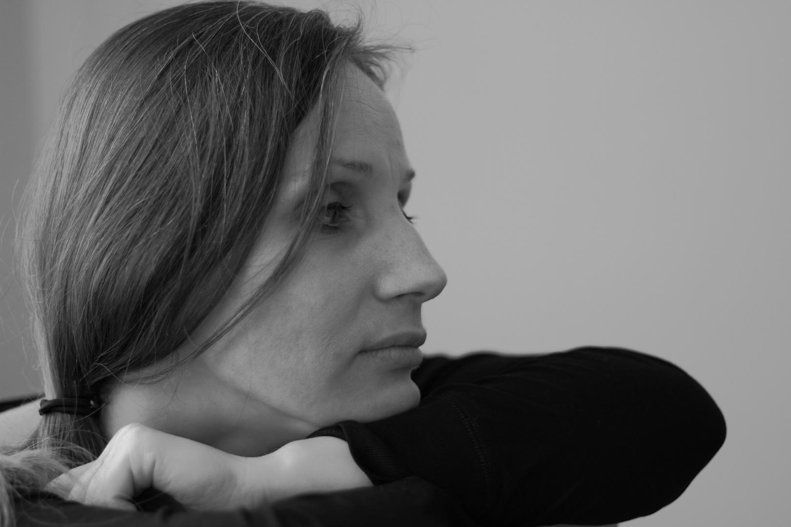 Träume - Fortsetzung, Model Svetlana