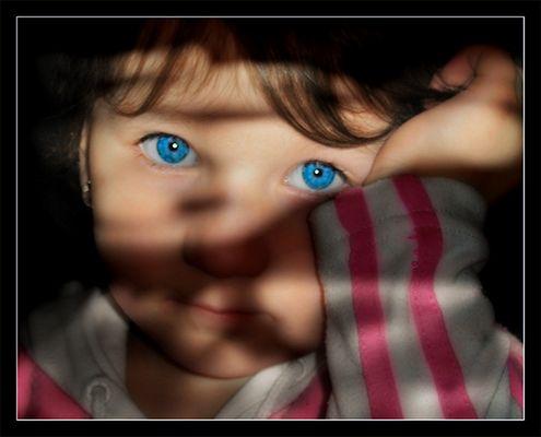Träumen im Blau