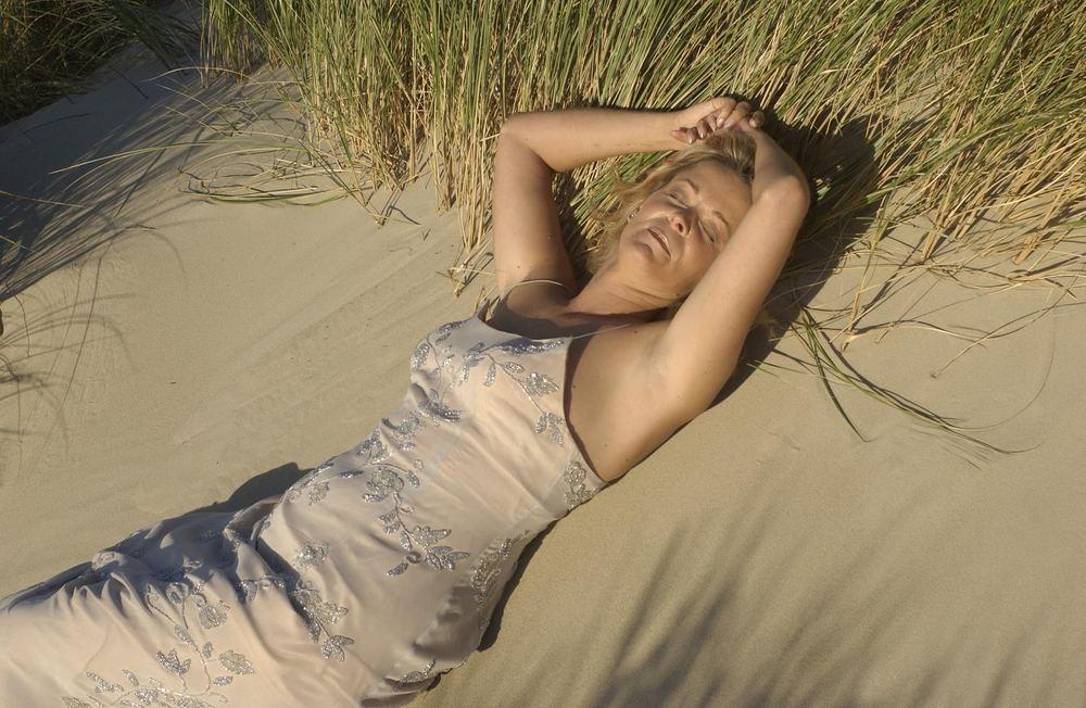 Träumen im Sand