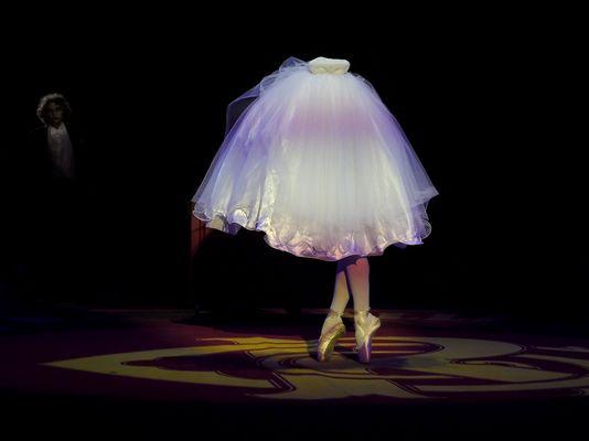 Träumen und tanzen...