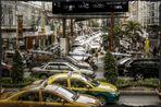 - Traffic in Bangkok -