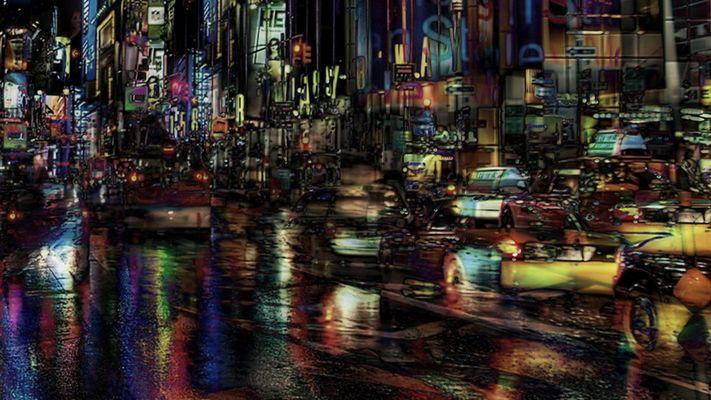 traffic in NY