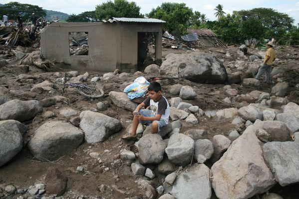 Tragedia en Verapaz, El Salvador