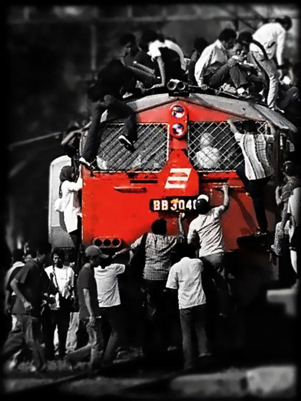 ..Train Climbers..