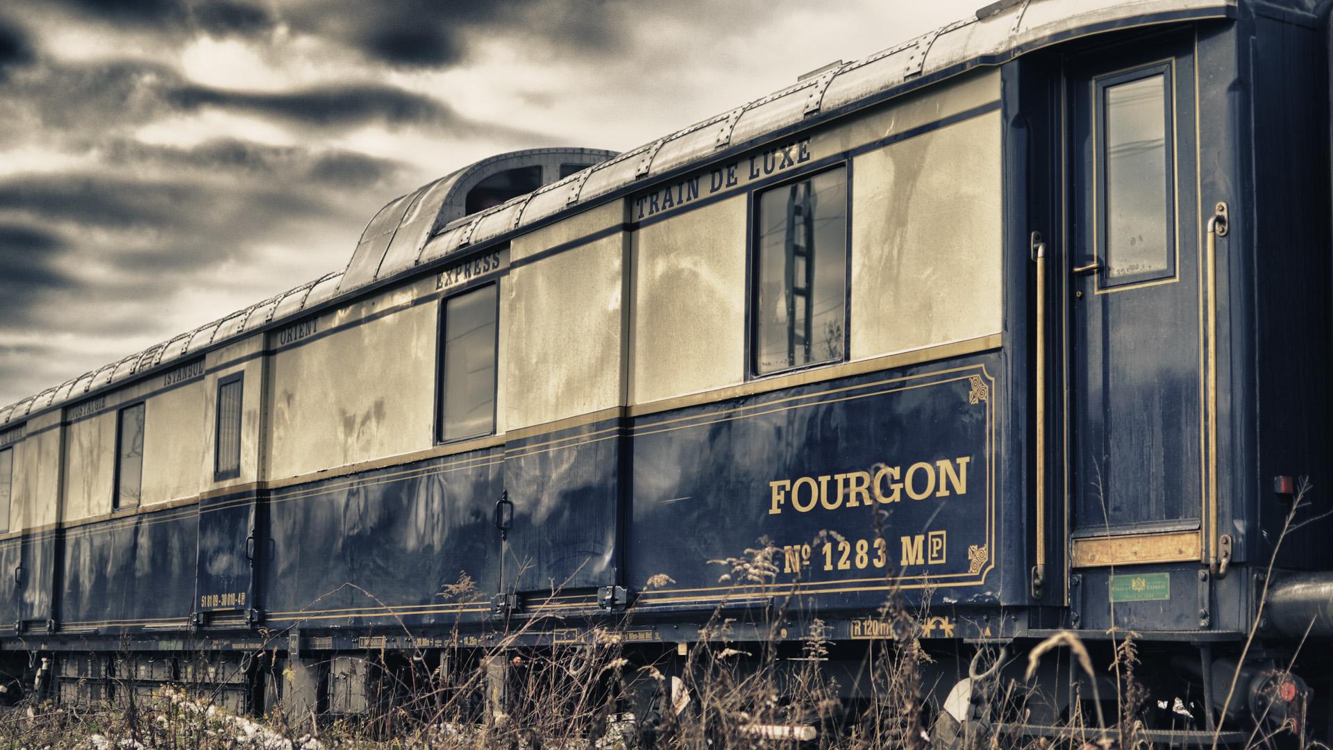 Train de Luxe