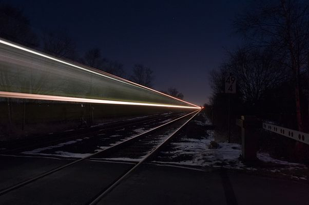 Train in the Dark II