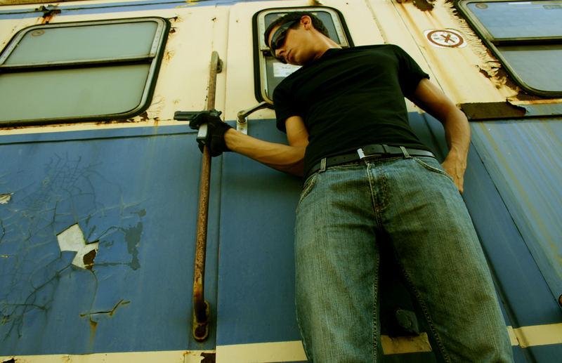train-shooting