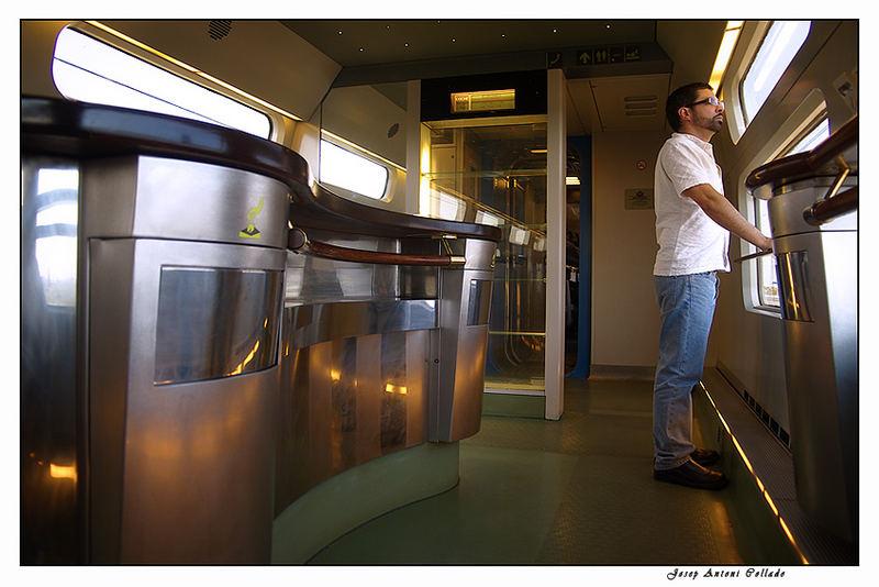 Train stories I