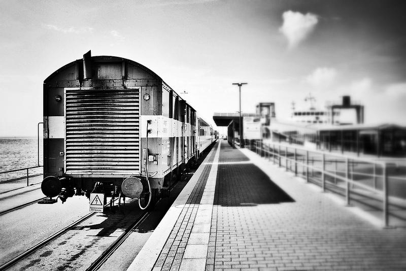 Train to Ferry
