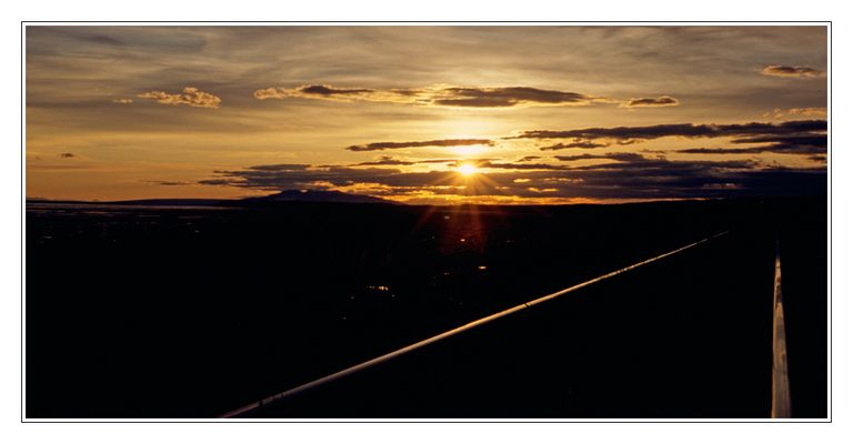 Train To Sunset