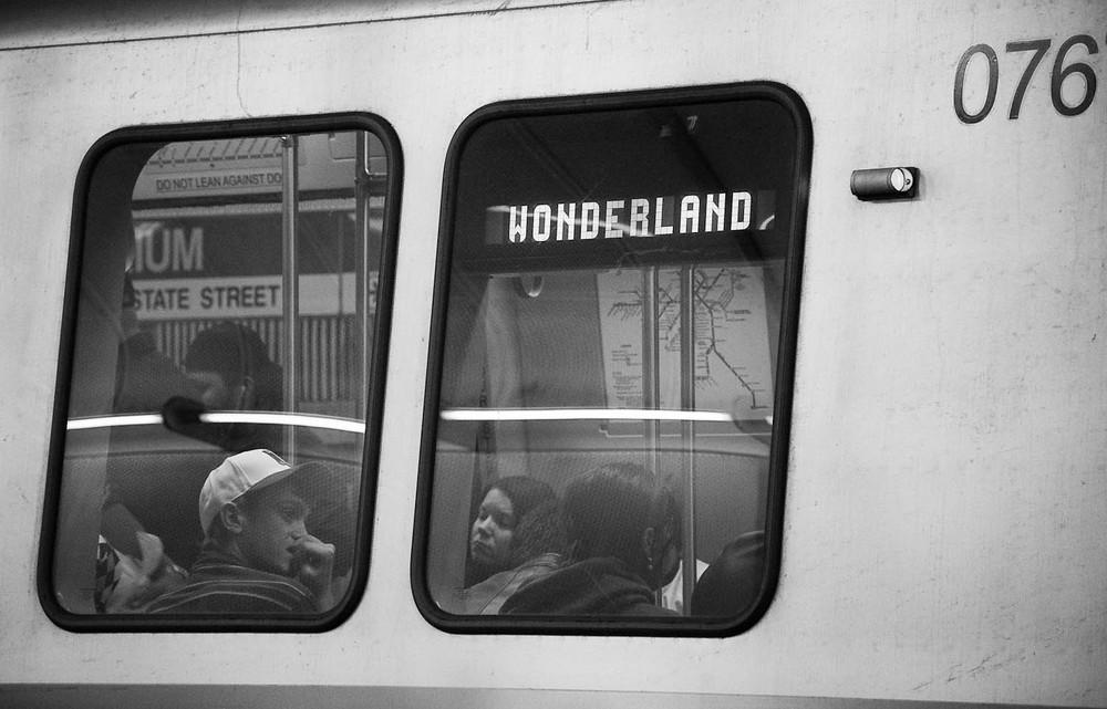train to wonderland