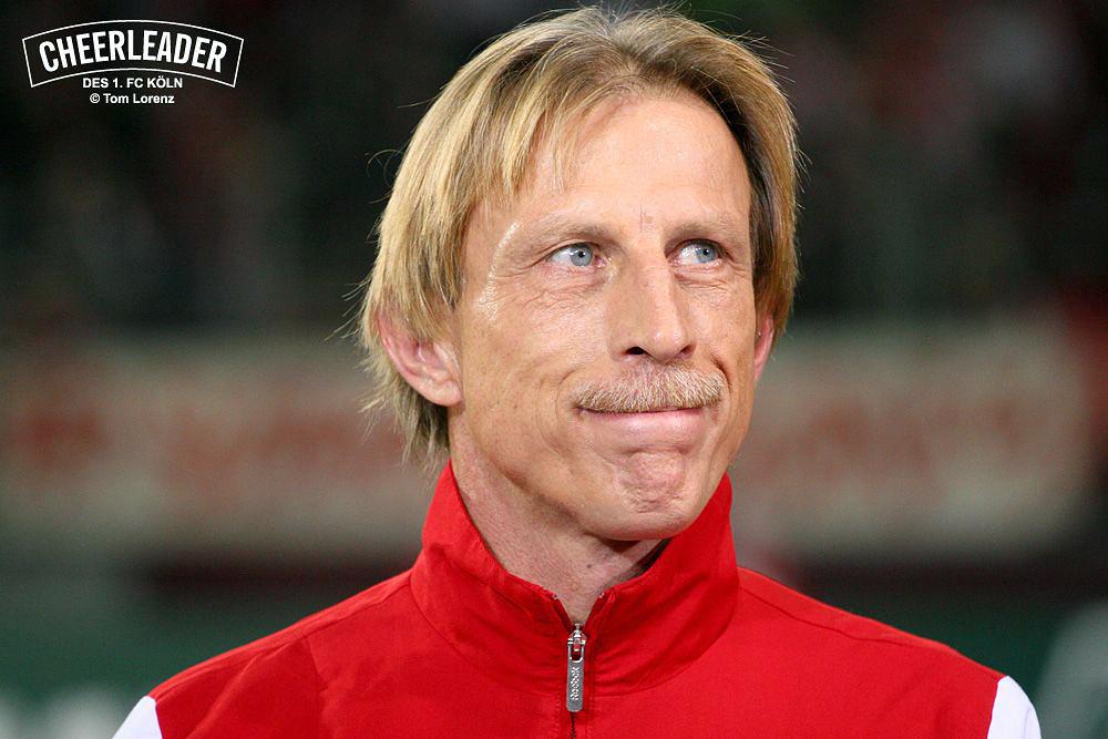 Trainer Christoph Daum_1. FC Köln