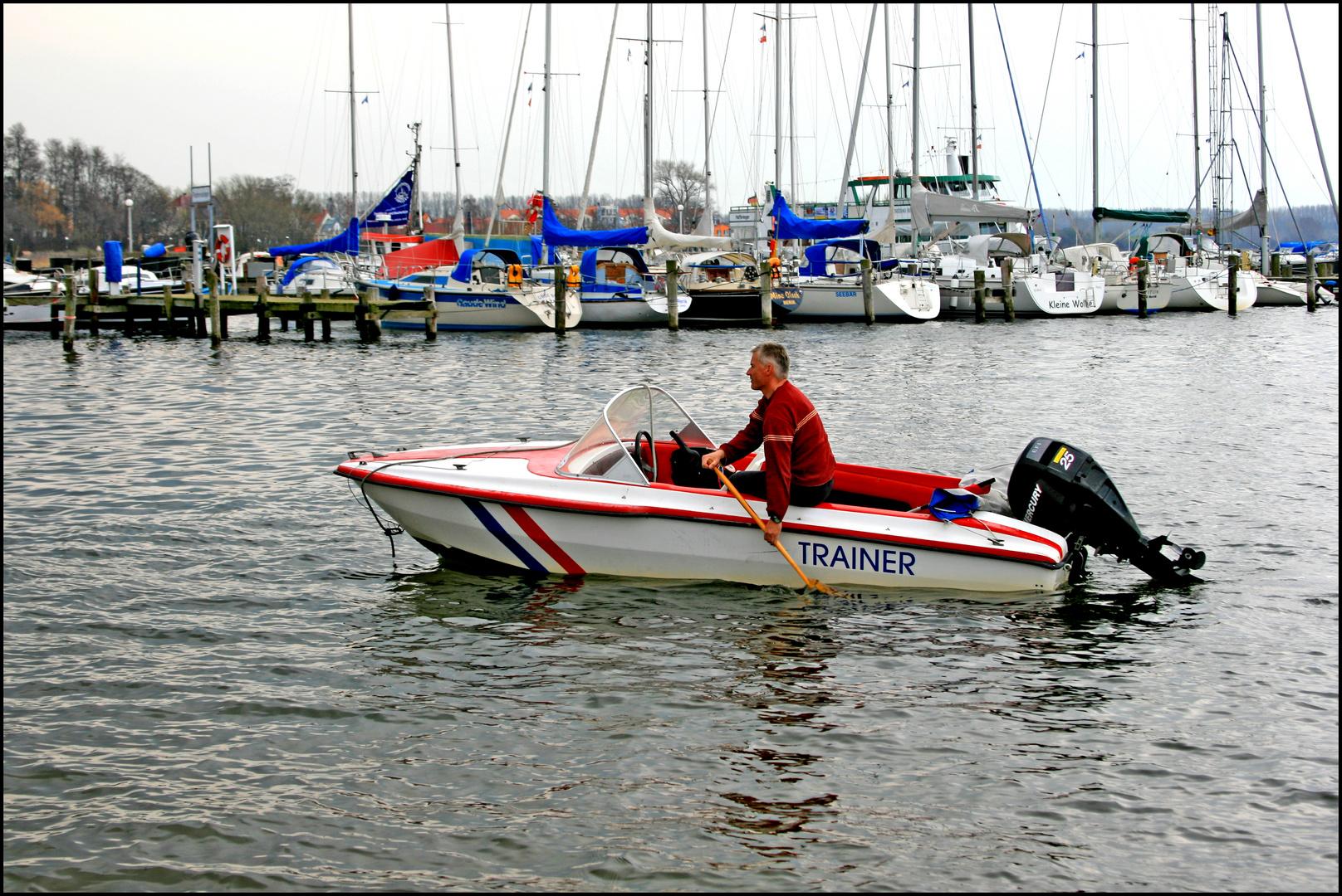 Trainerboot