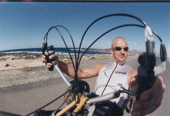 Training auf Lanzarote
