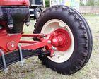 Traktor- Detail