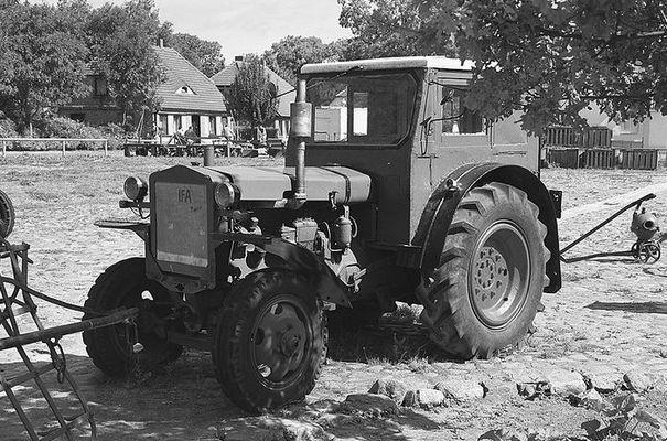 Traktor Pionier