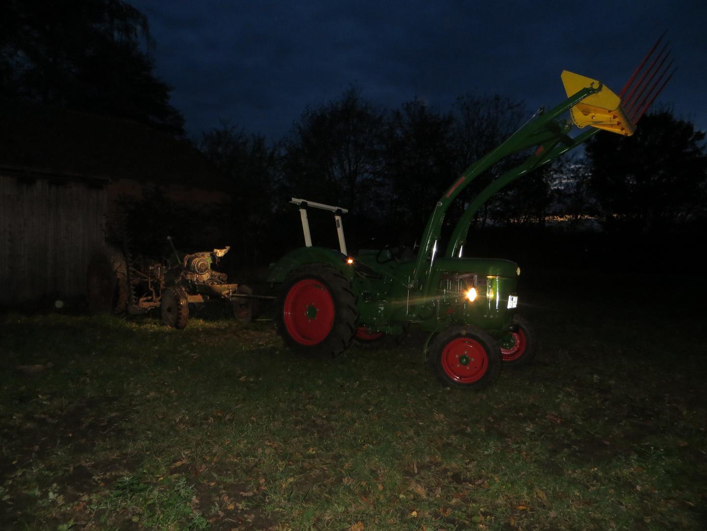 Traktor Rettung