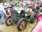 Traktor um 1915