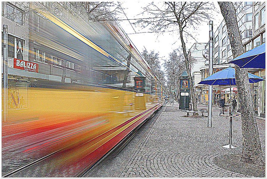 Tram 2 Impress