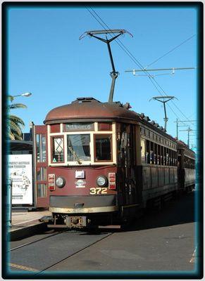 Tram - Adelaide-Glenelg