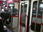 tram - begegnung
